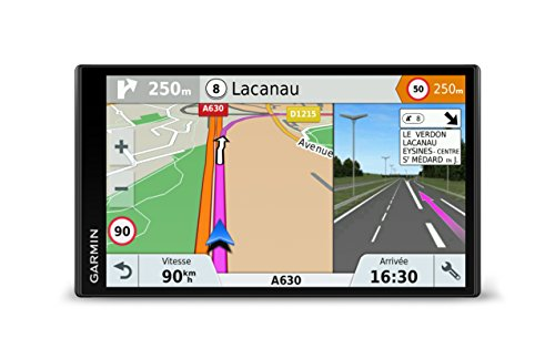Gamin DriveSmart 61LMT-S Navigationsgerät (17,7 cm (6,95 Zoll) Touch-Display,...