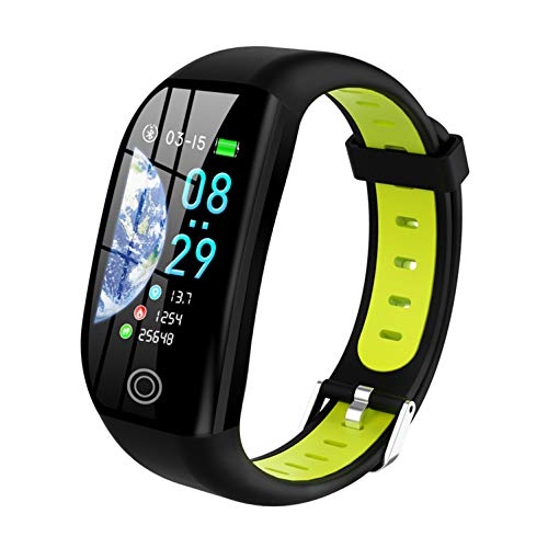 Tipmant Fitness Armband mit Pulsmesser Blutdruckmessung Smartwatch Fitness...
