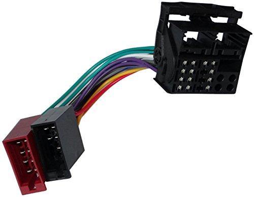 AERZETIX: ISO-Konverter - Adapter Radioadapter Radio Stecker ISO-Kabel...