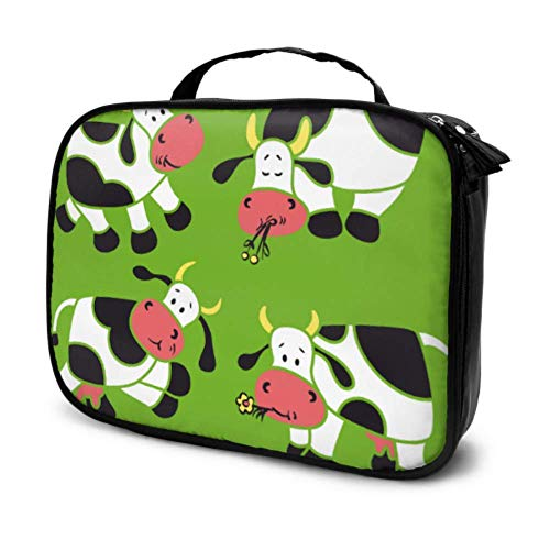 Kreative Kuh Cartoon Tier Reisen Schöne Taschen Für Mädchen Schöne...