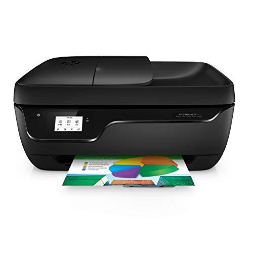 HP Officejet 3831 Multifunktionsdrucker (Instant Ink, Drucker, Kopierer,...