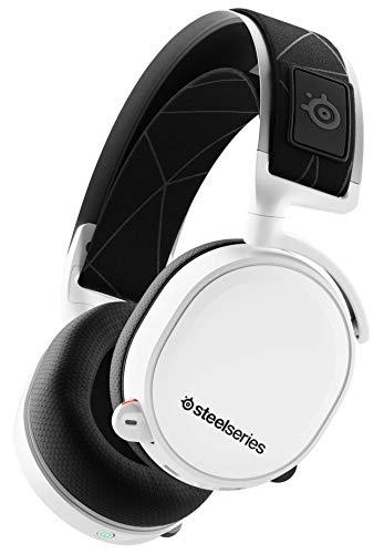 SteelSeries Arctis 7 (Gaming Headset, verlustfreies und drahtloses, DTS...