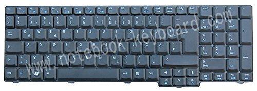 QWERTZ Tastatur für Acer Extensa 5235 5635 5635G 5635Z 5635ZG Series DE NEU