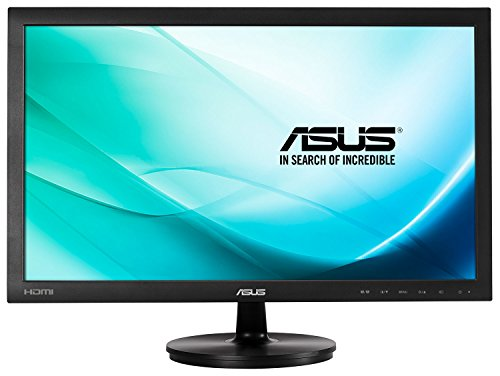 Asus VS247HR 59,9 cm (23,6 Zoll) Monitor (Full HD, VGA, DVI, HDMI, 2ms...