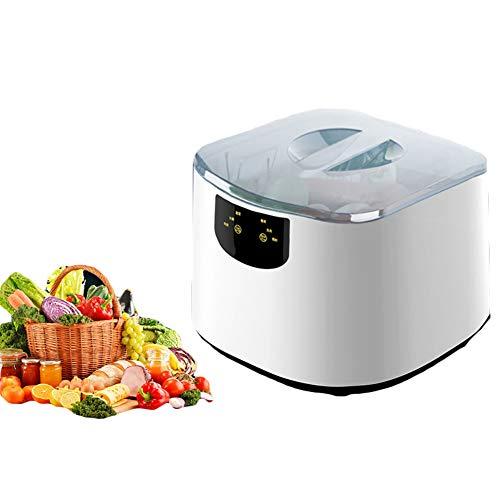7L Großräumige Obst und Gemüse-Waschmaschine, Ozon-Prinzip entfernt...
