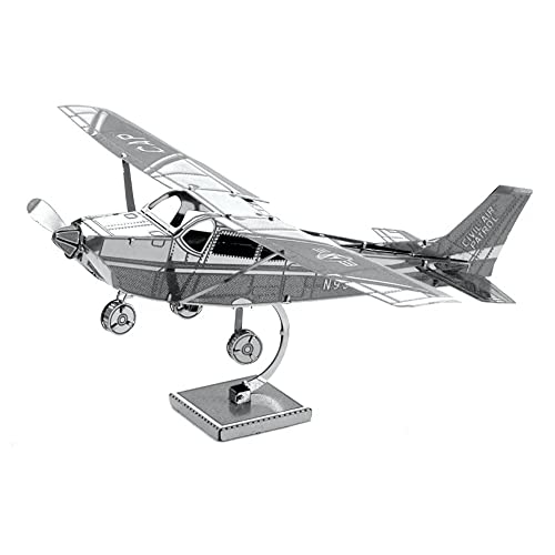 HQ Windspiration MMS045 Metal Earth, Cessna 172 Skyhawk, Konstruktionsspielzeug...