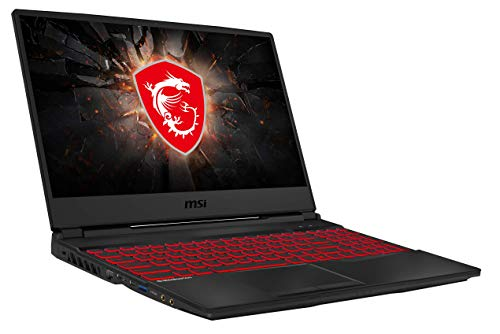 MSI GL75 9SC-023 (43,9cm/17,3 Zoll/120Hz) Gaming-Laptop (Intel Core i7-9750H,...