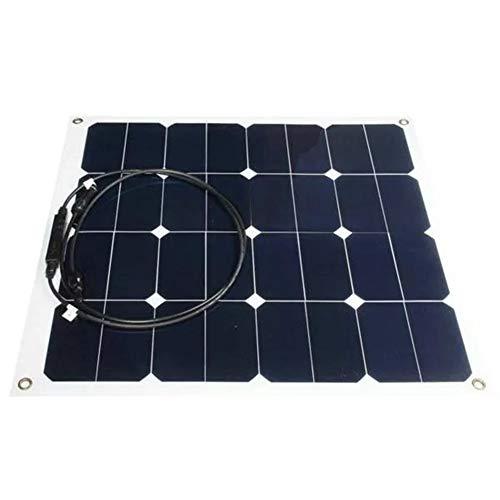 Upcs chang 12 V 50 Watt Hohe qualität Monokristalline Semi Flexible Solar Panel...