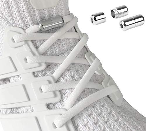 Laceton Elastische Schnürsenkel   Schnellschnürsystem mit hochwertigem Metall...