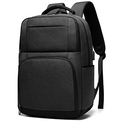 Business Travel Laptops Rucksack Mit USB-Ladeanschluss, Wasserdicht Für...