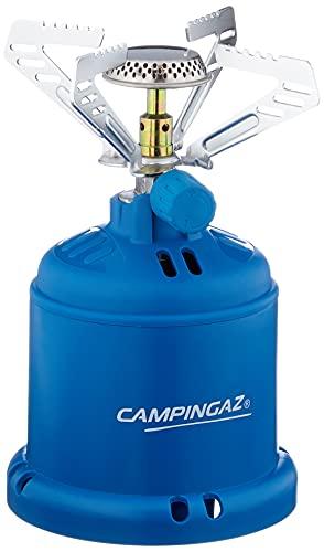 Campingaz 206 S Campingkocher, Gaskocher 1-flammig für Camping, Festivals oder...
