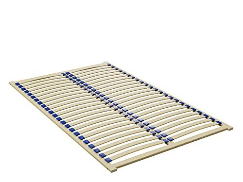 Lattenrost Easypack, Lattenrahmen geeignet für alle Matratzen, mit 23...