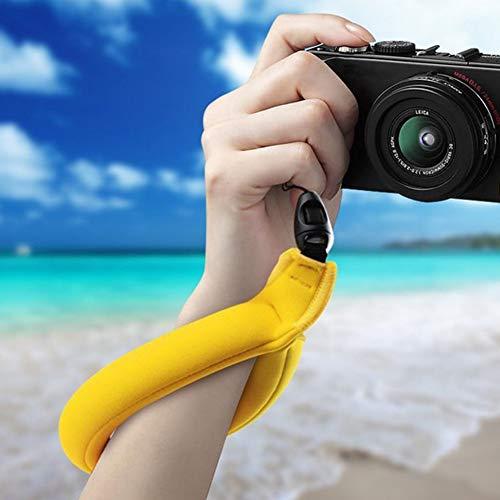 XQxiqi689sy Schwimmendes Armband für Canon-Nikon-Unterwasserkamera...