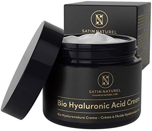 SIEGER 2020* BIO Hyaluronsäure Anti Aging Feuchtigkeitscreme 50ml - Hyaluron...