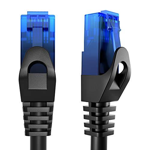 KabelDirekt – 15m – Netzwerkkabel, Ethernet, LAN & Patch Kabel (überträgt...