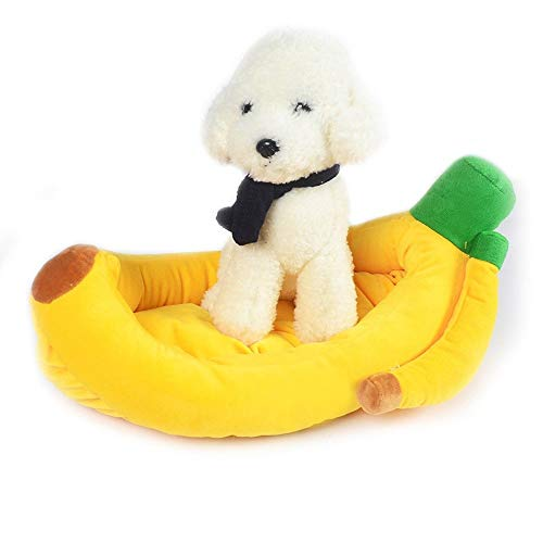 niceday Winter Bequeme Haustier Nest Haustier-Nest Boot Banana Boat Cat...