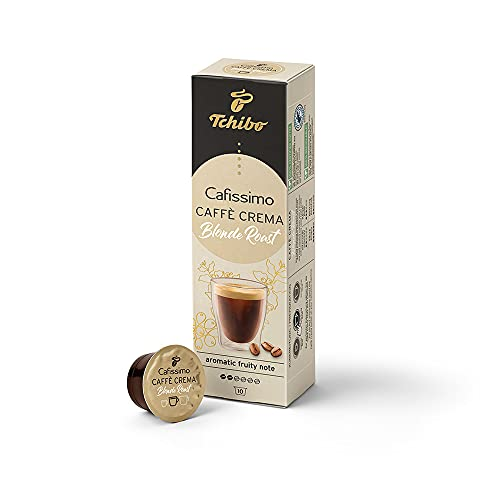Tchibo Cafissimo Blonde Roast Edition Caffè Crema Kapseln, Premium Qualität...