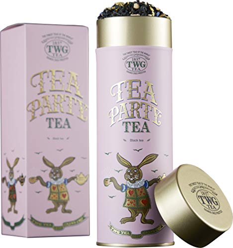 TWG Tea Party Haute Couture Teedose 100 g, Waldbeere