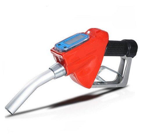 Nuzamas Druchflussmessgerät, Pistolendesign, 2,5 cm, für Kraftstoffzufuhr,...