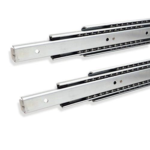 SOTECH 1 Paar Vollauszüge 114292 Höhe 53,4 mm, Länge 450 mm Schubladen...