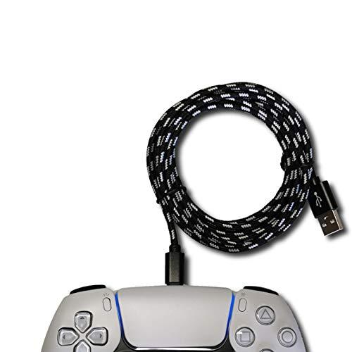 PS5 Controller Ladekabel 3M USB Type C Kabel für Playstation5 Dualsense5|XBox...