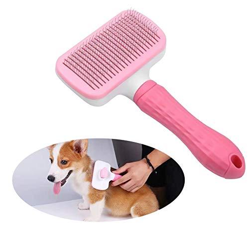 XXDYF Pet Grooming Kamm für Hunde, Hundebürste & Katzenbürste mit...