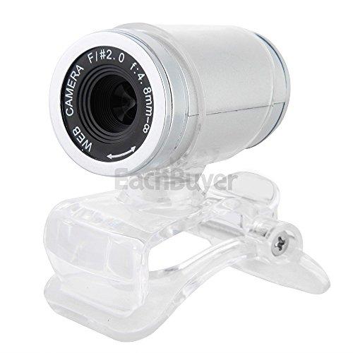 Taihelian USB Video Webcam 12MP 1080P HD Videokamera 360 ° Drehung Einstellbare...