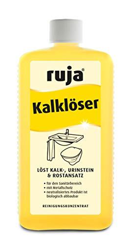 ruja Kalklöser 1 Liter   Badreiniger Konzentrat gegen Kalk, Urinstein,...