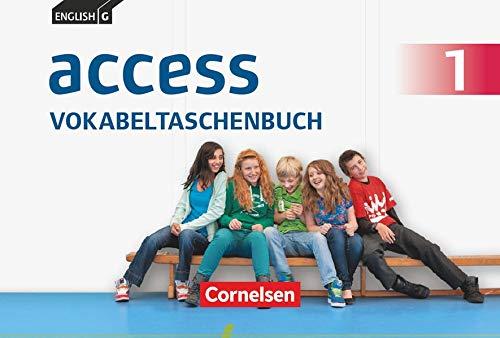 Access - Allgemeine Ausgabe 2014 - Band 1: 5. Schuljahr: Vokabeltaschenbuch