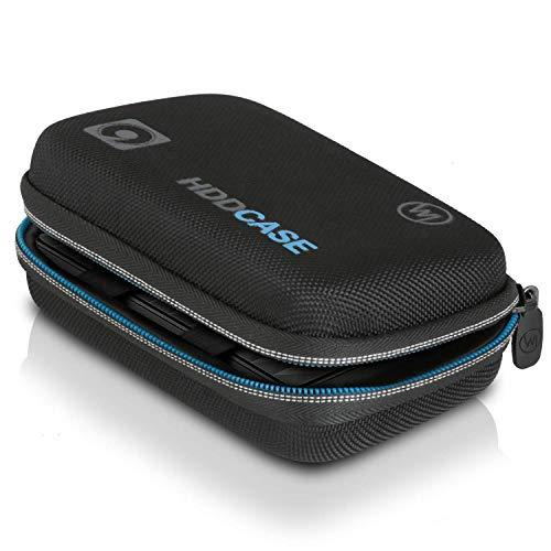 Wicked Chili 2,5' HDD Case, Festplattentasche für 2.5 Zoll Festplatte und SSD...
