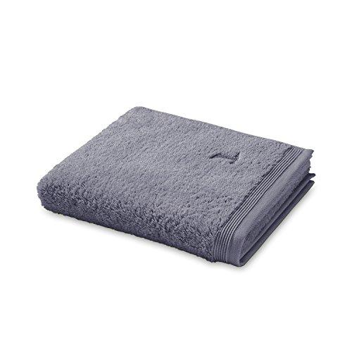 möve Superwuschel Duschtuch, 100% Baumwolle, Stone, 80 x 150 cm