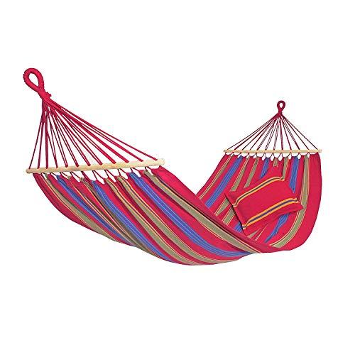 AMAZONAS Hängematte Aruba Cayenne wetterfest und UV-beständig 210 x 120cm bis...