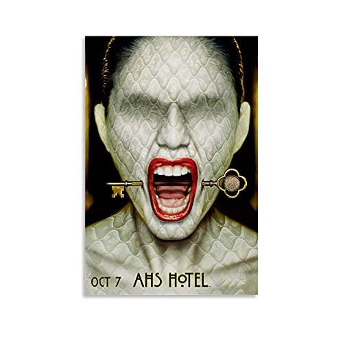 YRETW American Horror Story Coven (AHS) TV-Serie Show Horror Poster Dekorative...