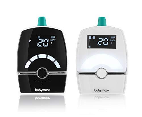 Babymoov Babyphone Premium Care, Digital Green Technology, 1400m Reichweite