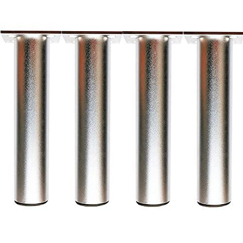 Qrity 200mm Höhe Möbel Beine Schrankfüße Aluminiumlegierung Küchenfüße...