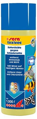 sera toxivec - Erste Hilfe im Aquarium bzw. Schadstoffe entfernen, für...
