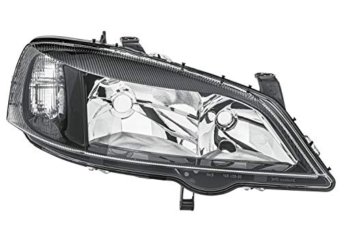 HELLA 1EG 007 640-401 Halogen-Hauptscheinwerfer - rechts - für u.a. Opel Astra...