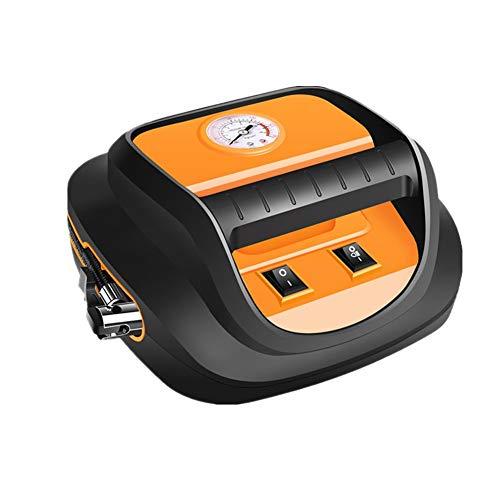 Mobiler Kompressor Druckluft Schnelle Aufblasende Elektro Luftpumpe Fahrrad...