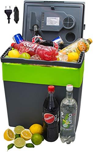30 Liter 2in1 Kühlbox | 12V | 230V | Elektrische Kühlbox | Kühltasche |...