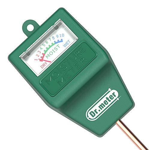 Bodentester Dr.meter Tester Feuchtigkeit des Bodens für Pflanzenerde,...