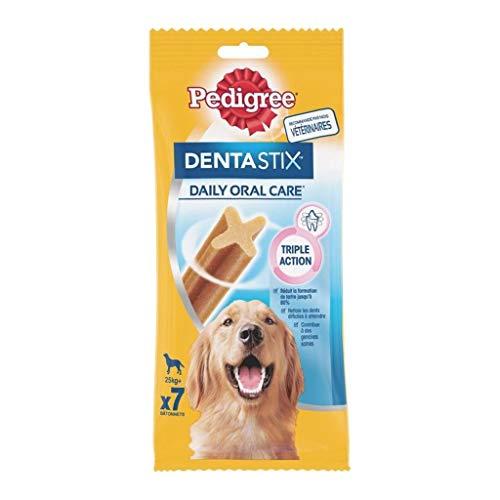Pedigree Chiens Stamm Dentastix tägliche Mundpflege Triple Action für große...