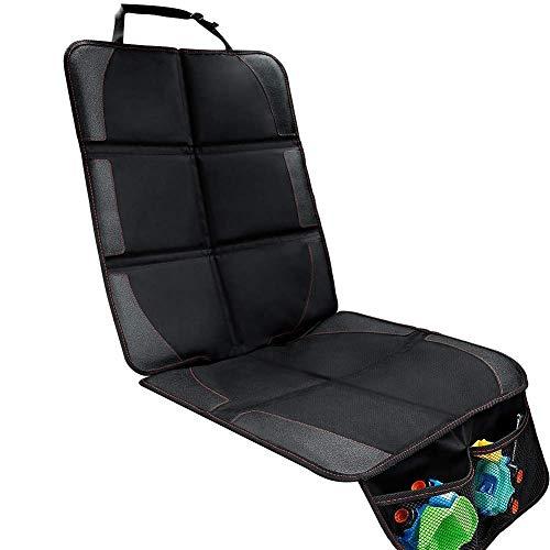 Autositzauflage Isofix Geeignet Autositzschoner Schutz vor Autositze...