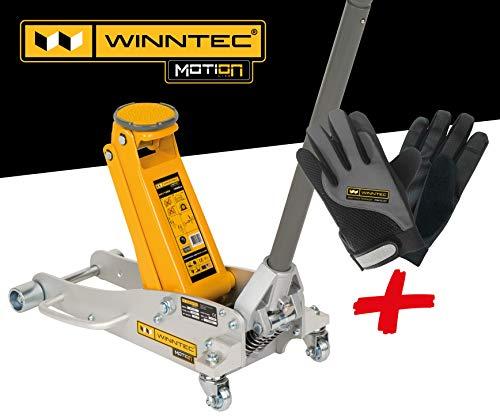 WinntecMotion M411355 Hydraulischer Rangierwagenheber besonders leicht