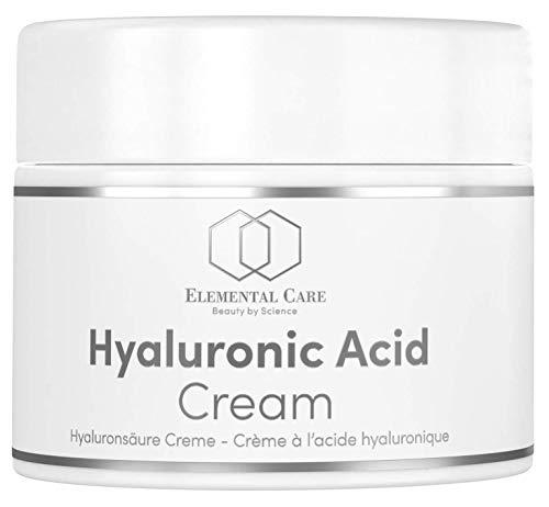Hyaluronsäure Tages- & Nachtcreme 50 ml - Anti Aging für Frauen & Männer mit...