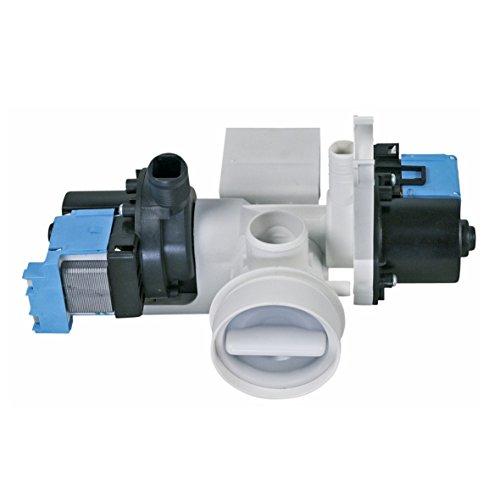 Electrolux AEG Privileg 110537402 ORIGINAL Pumpeneinheit Ablauf Umwälz Pumpe...