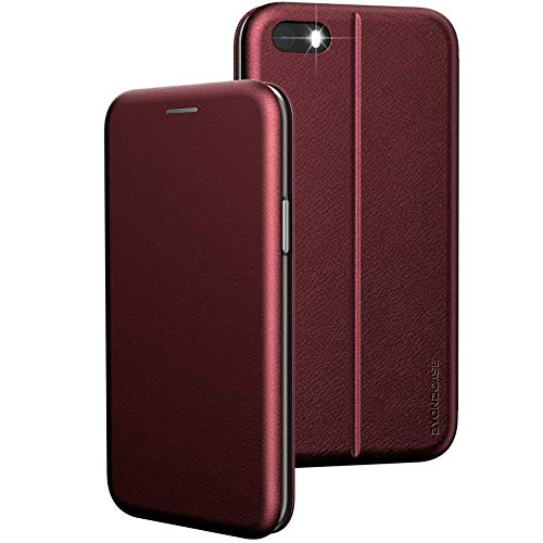 BYONDCASE iPhone SE Hülle 2016 Rot, iPhone 5s Hülle, iPhone 5 Handyhülle...