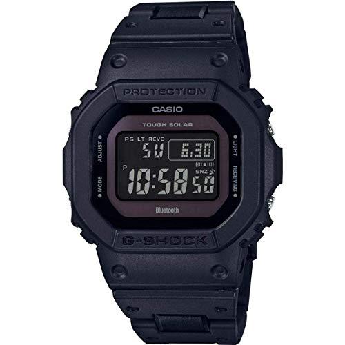 CASIO Herren Digital Quarz Uhr mit Resin Armband GW-B5600BC-1BER