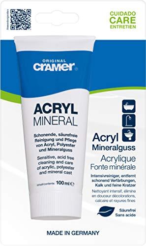 Reinigungspaste/Polierpaste für Acryl-Oberflächen 'Acryl-Star' (2 in 1)