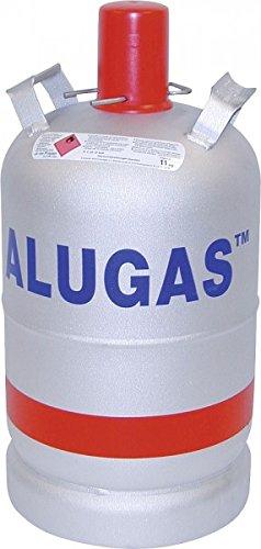 Gasflasche Akku Alugas Aluminium 11kg