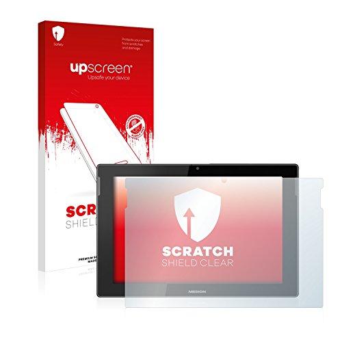 upscreen Schutzfolie kompatibel mit Medion Lifetab S10366 (MD 99781) –...